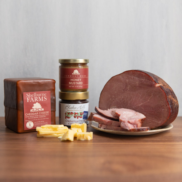 Boneless Half Ham Package