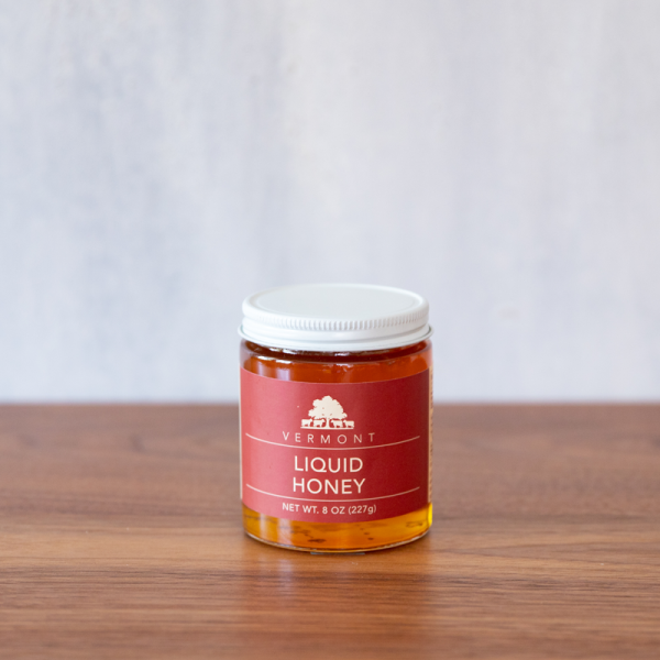 Vermont Liquid Honey