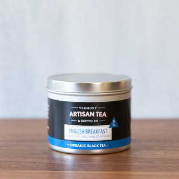 English Breakfast Tea (16 sachets in 3 oz tin)