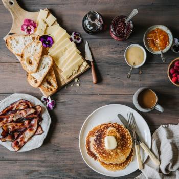 Tom's Big Breakfast
