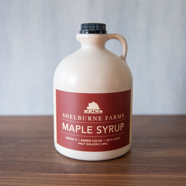 Maple Syrup (1/2 gallon) - Each