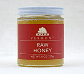 Raw Vermont Honey