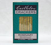 Castleton Crackers - Rosemary Crackers