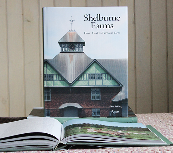 Shelburne Farms: Vermont Farmstead Cheddar And Vermont