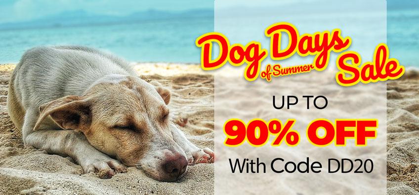Dog Days of Summer Sale Shop All