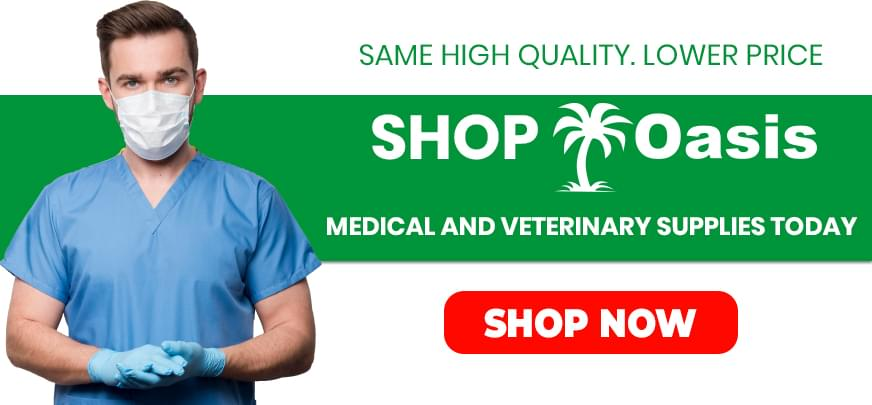 Oasis brand provider of Medical Supplies