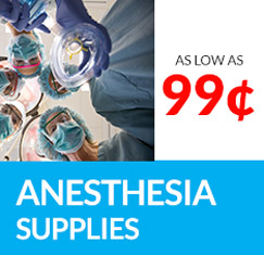 Shop Anesthesia Supplies