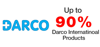 Up to 90% OFF Darco International Products