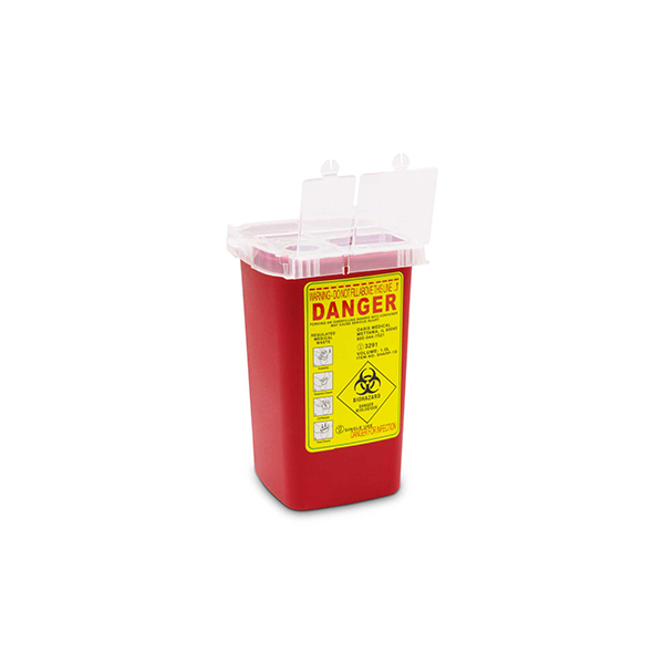 1qt. Sharps Container