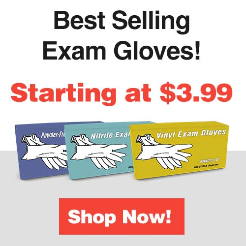 Best Selling Exam Gloves