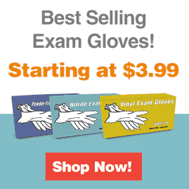 Best Selling Exam Gloves