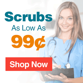 Scrubs as low as 99¢