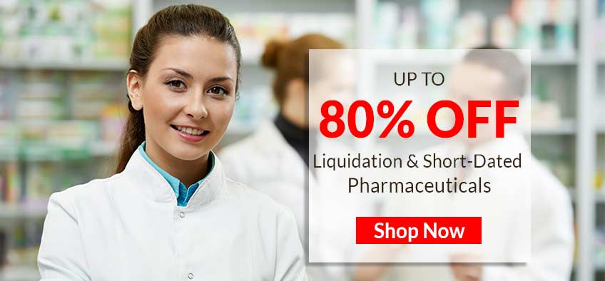 short dated and liquidation pharmaceutical sale