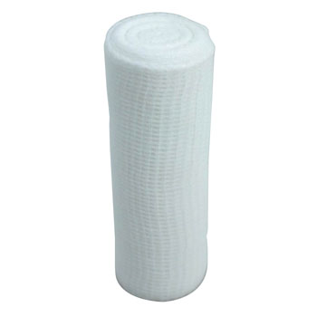 "GAUZE,ELASTOMULL STRETCH, 4"" X 4.1YDS,12/BG"