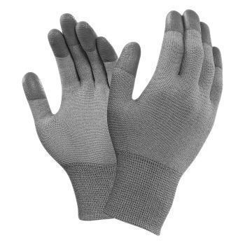 Ansell HyFlex Touch Screen-Capable Gloves, Size 11, 11-105, Pair
