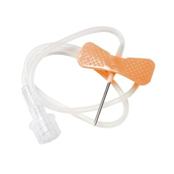 "INFUSION SET,BUTTERFLY,12"",25X3/4,50/BOX"