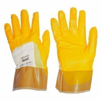 Ansell Metalist Medium Duty Cut Resistant Gloves, Size 9, 28-407, Pair