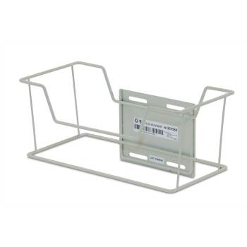 BRACKET,WIRE,WALL,CART,FOR 2&3GALLON BD SHARPS, 6/CASE