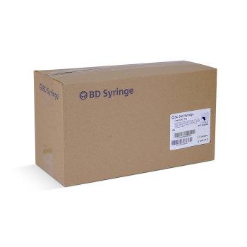 BD 5mL Luer-Lok Syringe 125/Box | BD 309646 | Med-Vet