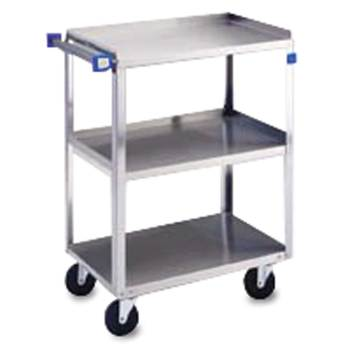 CART,RD UTILITY,3 SHELVES,15X24X32