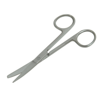 "SCISSORS, O.R., 5-1/2"", SHARP/BLUNT/CURVED"