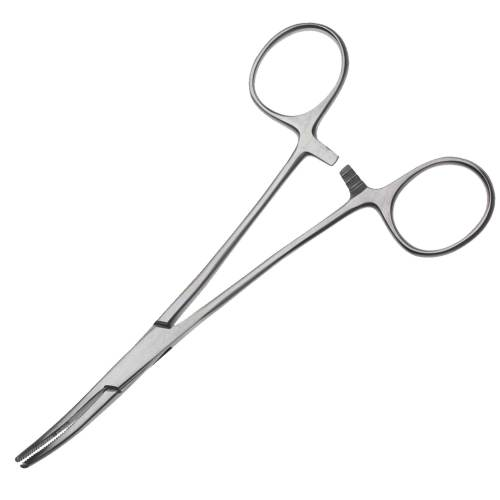 "FORCEPS,KELLY,8"",STRAIGHT,ECONOMY"