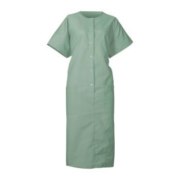 DRESS, STEP-IN, MISTY GREEN,  WOMEN'S, SMALL