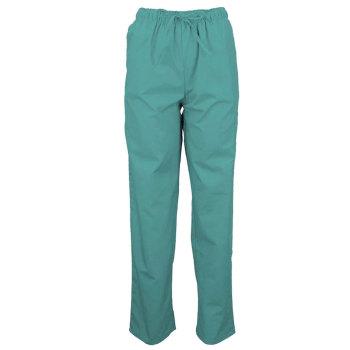 PANTS, MISTY GREEN, ELASTIC WAIST, WOMEN'S, XXXX-LARGE