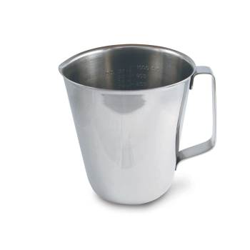STAINLESS STEEL MEASURING CUP, 32 OZ, EACH