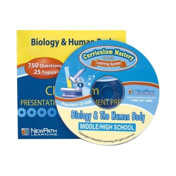 CD,BIOLOGY,HUMAN BODY,NEW PATH LEARN,EACH