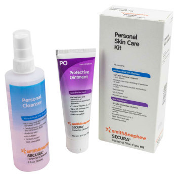 KIT,SECURA PERSONAL SKIN CARE,OUT DATED, EACH