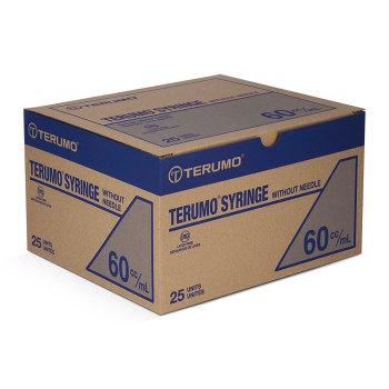SYRINGE,60CC L/L,25/BX,TERUMO