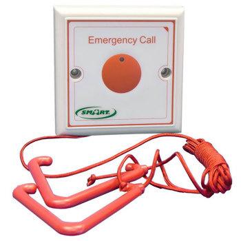 EMERGENCY CALL BUTTON & CORD,EACH