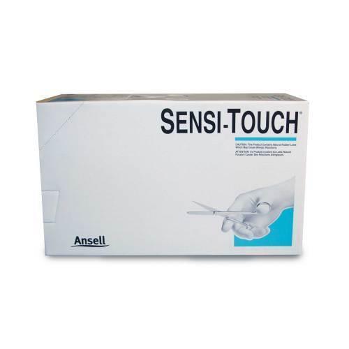 Glove,Surgeon,Sensi-Touch,Size 7.5, 50pr/Bx