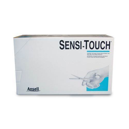 Glove,Surgeon,Sensi-Touch,Size 9, 50pr/Bx
