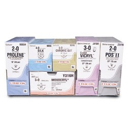 Plain Gut Suture  3-0 FS-2 36/bx