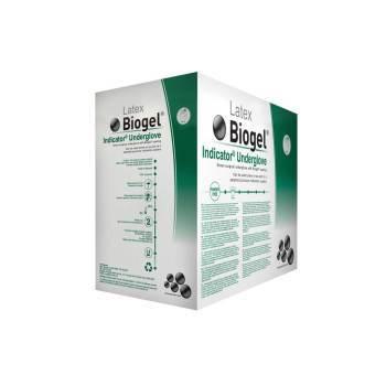 GLOVE,SURG,LATEX,BIOGEL,INDICATOR,PF,8.5,50 PR/BX
