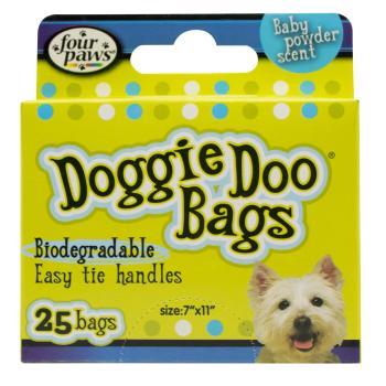 BAG,DOGGIE DOO BAGS 25 COUNT