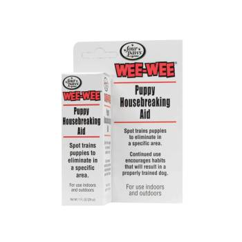 WEE-WEE HOUSEBREAKING AID,1OZ DROPPER