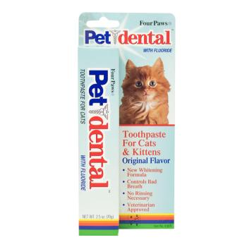 TOOTHPASTE, CATS, 2.5OZ