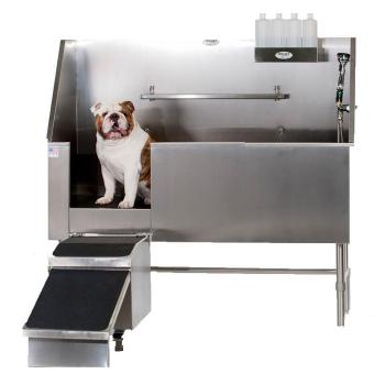 TUB ALL S S WALK IN 48X24X28H Grooming Tables
