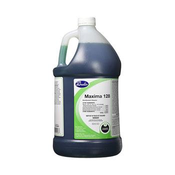 CLEANER,DISINFECTANT,MAXIMA 128,GAL,4 EA/CS