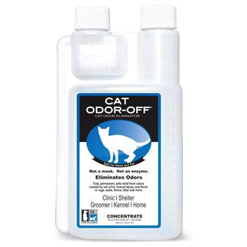 CAT-ODOR OFF 16OZ CONCENTRATE
