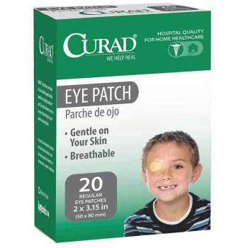 "Patch, Eye, Colors, RG, 2.25""X3.15"", NS ,20/BX,"