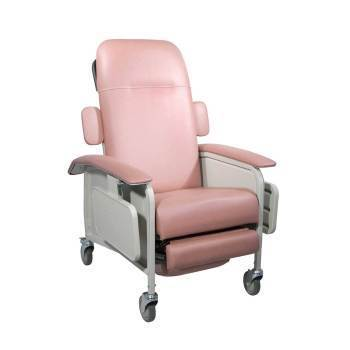 CHAIR,RECLINER,CLINICAL CARE,ROSEWOOD