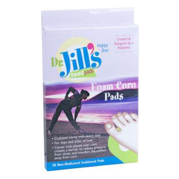PADS,CORN,FOAM,DR JILLS,20/BOX
