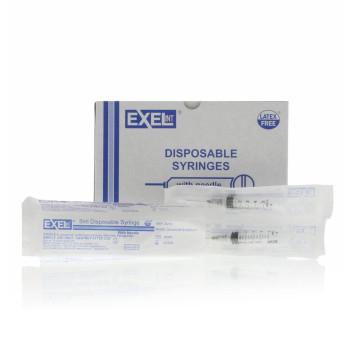 Expired Syringes