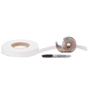 """ID TAG, EXTENDED ROLL, 333"""", WHITE"""