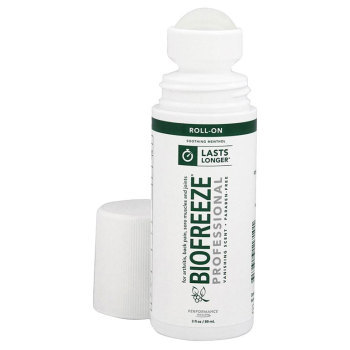 BIOFREEZE, RELIEVER, PAIN ROLL-ON, 2.5FL OZ, EACH