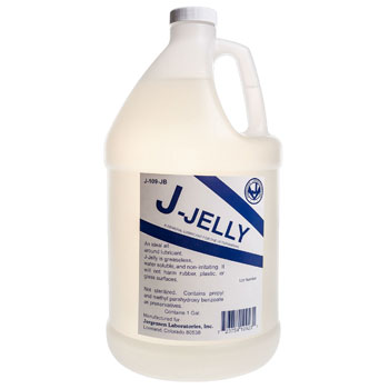 LUBRICATING JELLY,GALLON,EA